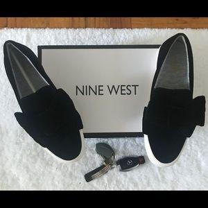 9 Nine West Onosha Slip on Sneaker